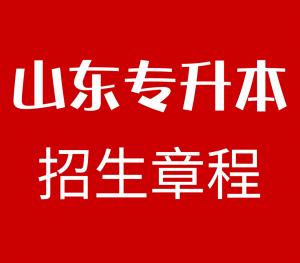 临沂大学2019年专科升本科招生章程